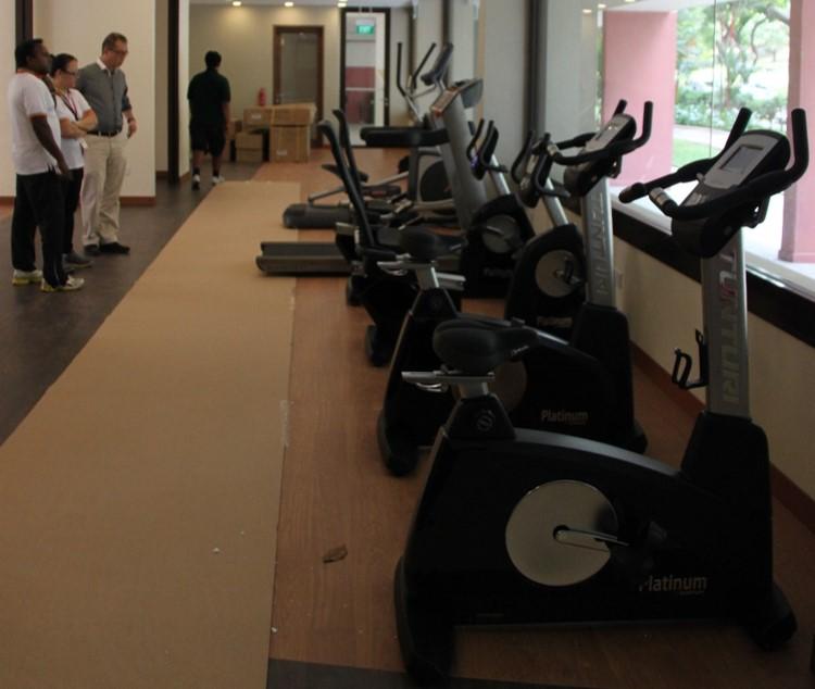Gym Equipment Vietnam: Solutions / Gym & Fitness Equipment: Active Lifestyle
